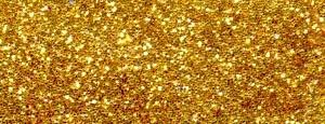 Блёстки золото точки